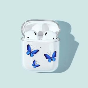 Accessories - Butterfly Pattern AirPods Case
